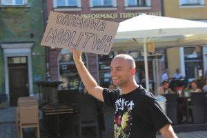 Ewangelizacja uliczna w Poznaniu